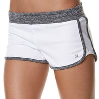 HURLEY BANDIT BEACHRIDER WALKSHORT - WHITE
