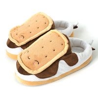S'mores Footwarmer Slippers — Walker Shop