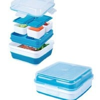 Cool Gear Ez-freeze® Collapsible Bento Box