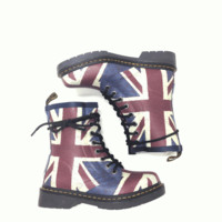 ~ Item Name: DRENCH* Color: CLASSIC(UNion Jack)* Material: UNION JACK VULCANISED RUBBER* Product Code: R15219220