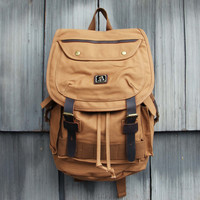 Nanum Falls Backpack in Tobacco - Tobacco