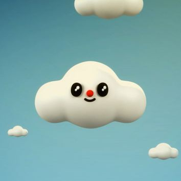 Cloudy - FriendsWithYou Art Collective Portfolio