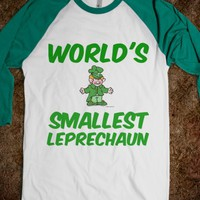 WORLD'S SMALLEST LEPRECHAUN