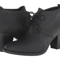 Steve Madden Juddith Bkack Leather - Zappos.com Free Shipping BOTH Ways