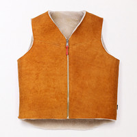 Best Made Company — Shearling Wool Vest