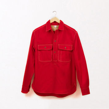 The Wool Pullover - The Wool Pullover /