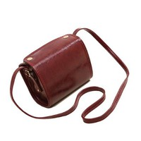 Vintage Mini Cross Body Messenger Shoulder Bag Wallet