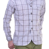 Men's Shirt - Beige