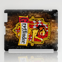Harry potter Gryffindor team flag apple iPad 2, 3 and iPad mini Case