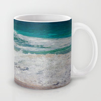 WAVE BEAUTY Mug by Catspaws