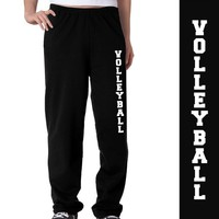 Volleyball Fleece Sweatpants