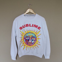 Sublime - White