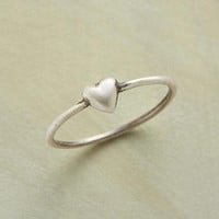 Sweet Little Heart Ring