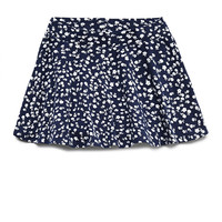 Floral Fun Skater Skirt (Kids)