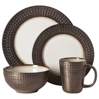 Threshold™ Stoneware 16 Piece Dinnerware Set Royal Abbey
