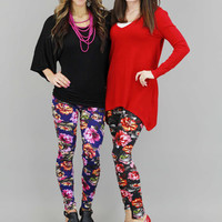 Leggings - Floral