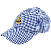 Frat Hat in Blue Gingham by Southern Proper