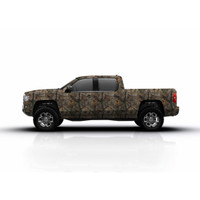 Realtree® Camo Accent Vehicle Wrap | Free Shipping | Lifetime Warrenty