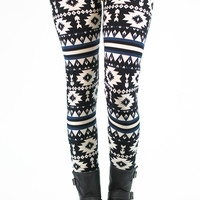 Midnight Moon Leggings