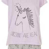 UNICORN PYJAMA SET