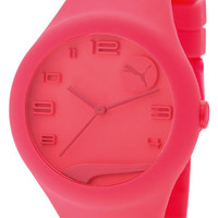 PUMA 'Form' Silicone Watch | Nordstrom