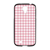 Pretty Pink Gingham Samsung Galaxy S4 Case> Pretty Pink Gingham> Accessorize Me