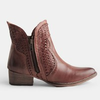Flip A Coin Ankle Boots By Seychelles