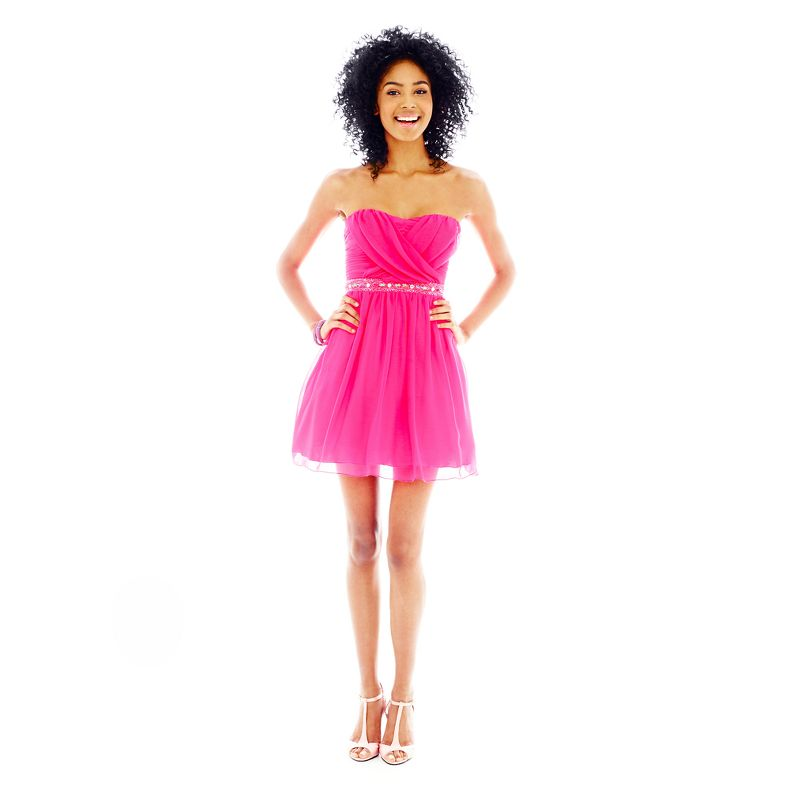 City Triangles® Strapless From JCPenney