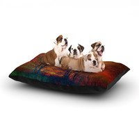 "Sylvia Cook ""Silhouettes"" Dog Bed"