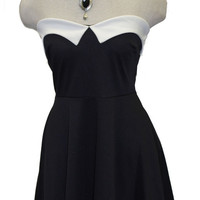 BLACK SUNDAY DRESS