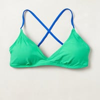 Mix-and-Match French Top Bikini