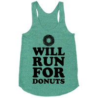 Will Run for Donuts