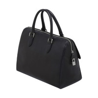 Del Rey in Black Glossy Goat With Soft Gold | Women's Bags | Mulberry
