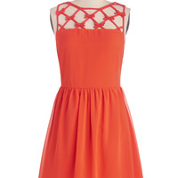Raise the Juice Bar Dress | Mod Retro Vintage Dresses | ModCloth.com