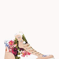Favorite Floral Sneakers