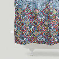 Moroccan Shower Curtain - World Market