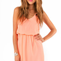 Square One Tank Dress $44