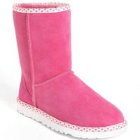 UGG Australia 'Classic Short Hearts' Boot (Women)
