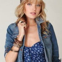 Today's Denim Jacket at Free People Clothing Boutique