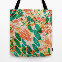 Dream Recordings Tote Bag by Nick Nelson