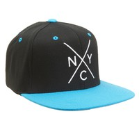 NYC Paint Stripe Flexfit® Hat