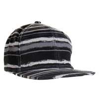 Streaky Stripe Flexfit® Hat