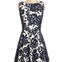 Meet at the Museum Dress | Mod Retro Vintage Dresses | ModCloth.com