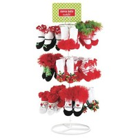 Mud Pie Baby Holiday Socks
