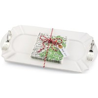 Mud Pie Circa Holiday Platter Set