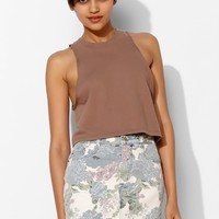Kimchi Blue Kelly Denim Mini Skirt - Urban Outfitters
