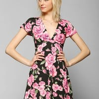 Nookie Valentine Skater Dress - Urban Outfitters