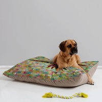 Sharon Turner Harlequin Parrot Pet Bed