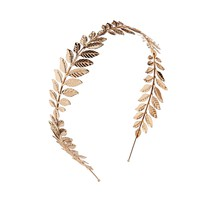 ASOS Leaf Hairband