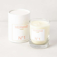Mermaid No. 1 Boxed Candle